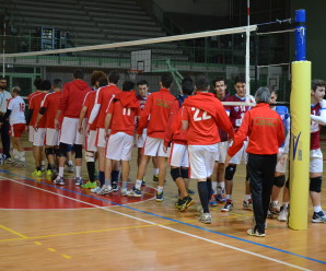 COLLE VOLLEY – FIRENZE VOLLEY  3 – 0