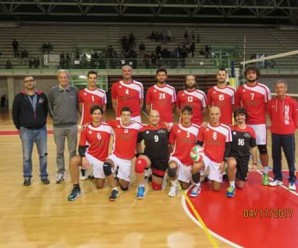 SERIE C MASCHILE – COLLE VOLLEY – VALDARNINSIEME 3-2