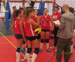 Under 14 femminile in trasferta a Pisa!!